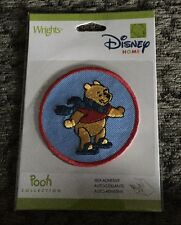 New Wrights DISNEY Home Winnie The Pooh Collection Sew-On Patch