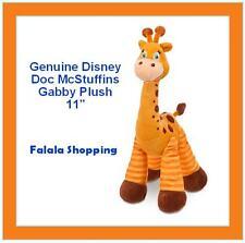"FALALA GENUINE DISNEY GABBY GIRAFFE 11"" BEAN BAG PLUSH DOLL – DOC MCSTUFFINS"