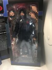Sideshow GI Joe Exclusive Black Dragon Ninja Cobra Low price