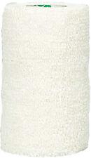 "Andover Co-Flex Cohesive Flexible Bandage, White, 4"" x 5yd ( 3 Rolls )"