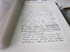 Hamburg Archiv 13 Kultureller Neubeginn 13043 Alfred Polgar 1953 Faksimile Brief