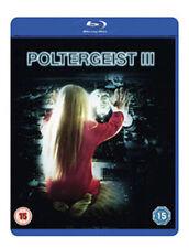 Poltergeist III Blu-ray 1988 DVD Region 2
