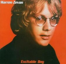 *NEW* CD Album Warren Zevon - Excitable Boy (Mini LP Style Card Case)
