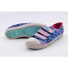 Scarpe sneakers blu con chiusura a strappo per bambine dai 2 ai 16 anni