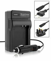 Mains & Car Charger for Canon LP-E10 LPE10 EOS 1100D 1200D DSLR Camera Battery