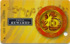 BEAUTIFUL  HARRAH'S CASINO SLOT CARD NEW CONDITION