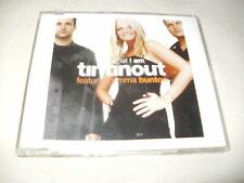 TIN TIN OUT / EMMA BUNTON - WHAT I AM - UK CD SINGLE