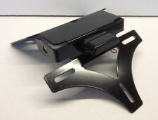 Suzuki GSR 750 11-16 SP Engineering Stainless Tail Tidy / Fender Eliminator
