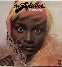 STYLISTICS ~ FABULOUS ~ 1976 UK 10-TRACK LP RECORD ~ H&L 9109 008