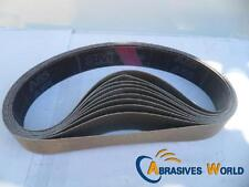 5 Pcs of 1220mm x50mm 3M Trizact Abrasive Sanding Polishing Belts A30 (P800)