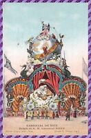 Carnaval de Nice - Palais de sa Majesté Carnaval XXXV
