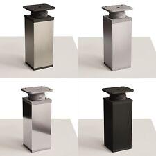 tischbeine aus aluminium g nstig kaufen ebay. Black Bedroom Furniture Sets. Home Design Ideas