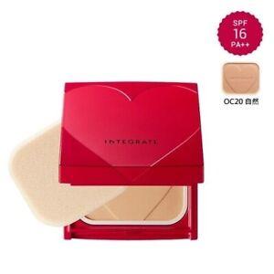 Shiseido Integrate Professional Quality Mineral Powder Foundation SPF16 PA++