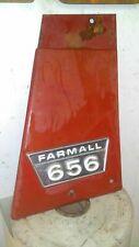 Case IH Farmall 656 RH Radiator Side Panel Cover 395465R11