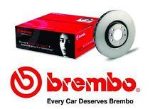 2 X Brembo Rear Brake Rotor Kia Sorento BL XM