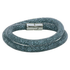 Swarovski Stardust Dark Gray Women's Bracelet 5089847