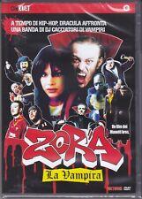Dvd ZORA - LA VAMPIRA con Carlo Verdone nuovo 2000
