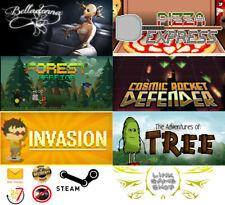 Belladonna+Pizza Ex+Forest Warrior+Cosmic Rocket D+Invasion+The Adv PC STEAM KEY