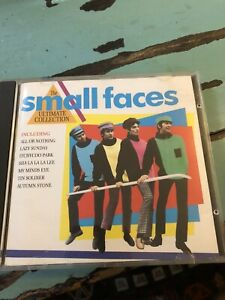 Small Faces The Ultimate Collection CD