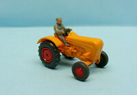 BRA14/805 WIKING / GERMANY / 386 SCHLEPPER / TRACTEUR PORSCHE HO 1/87