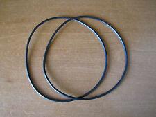 Rock-ola 1422 Jukebox Color Cylinder Cage Color Wheel O Ring - Set of 2