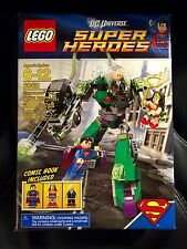 LEGO Super Heroes Power Armor Lex 6862 New In Box Ready To Ship