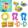 Kids Inflatable Armpit Swimming Rings Water Pool Float Circle Wear Aid Training