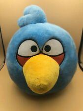 Original Angry Birds Blue Bird The Blues Plush Kids Soft Stuffed Toy Doll 2011