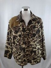 WINCHESTER 2 IN 1 CAMOUFLAGE HUNTING COAT JACKET - NO LINER - SIZE M