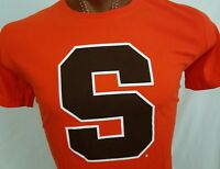 Syracuse University Orange Graphic T Shirt 100% Cotton XL