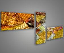 Quadri moderni 180 x 70 stampe su tela canvas intelaiate arte moderna MIX-S_106