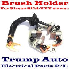 Hitachi Gear Reduction S114- series Starter Motor Brush Holder