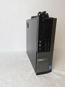 Dell Optiplex 9020 SFF Core i7-4790 3.60GHz|8GB RAM|500 HDD Win 10 Pro #99