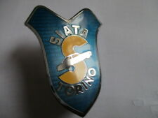 Distintivo targa plate SIATA SPRING 208 Daina 1500 cappe EMBLEMA PLACCA