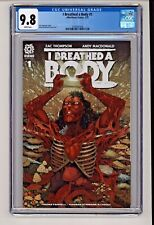 I Breathed a Body #1 Andy MacDonald Cover CGC 9.8