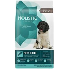 Holistic Select Puppy Health Anchovy, Sardine & Chicken Recipe Dry Food 12lb
