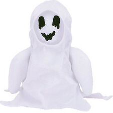 TY SHEETS Beanie Baby Halloween Ghost MWMT 5th Gen
