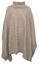 Cappotti e giacche da donna beige casual in lana