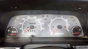 90-91 Geo Metro Convertible Speedometer Cluster Assembly OEM
