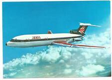 AIRCRAFT -  B.E.A. TRIDENT TWO Postcard *