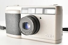 [N. Mint- LCD works] RICOH GR1s Point & Shoot Silver & Data Back Ship From JAPAN