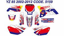 5159 YAMAHA YZ 85 2002-2012 Autocollants Déco Graphics Stickers Decals Kits