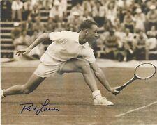 ROD LAVER signed 8 x 10 photo TENNIS legend FREE SHIP Autographed