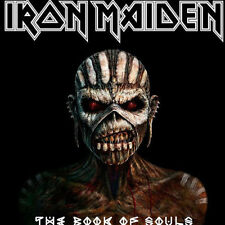 IRON MAIDEN The Book Of Souls 2CD BRAND NEW