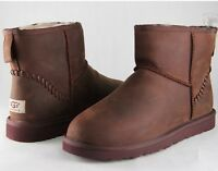 Ugg Australia Men`s Classic Mini Deco  BOOT Size 18 New NIB $200 SOLD OUT