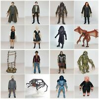 """BBC Doctor Who ~ 5"""" Toy Figures ~ Monsters & Companions"""