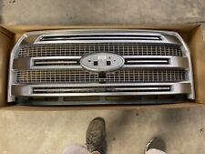 OEM 2015 2016 2017 FORD F150 F-150 PLATINUM FRONT GRILL 15 16 17