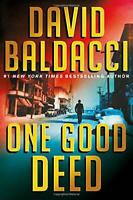 One Good Deed (An Archer Novel) by Baldacci, David Book The Fast Free Shipping