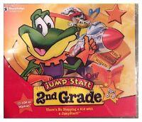 Jumpstart 2nd Grade Pc Brand New Win10 8 7 XP