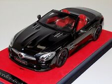 1/18 GT Spirit Mercedes Benz SL 63 AMG Obsidian Black GT117 custom base